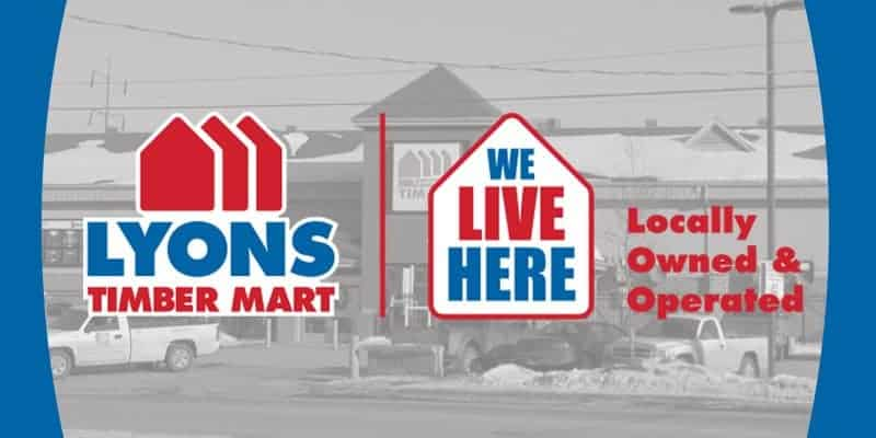 lyons Timber Mart Sault Ste Marie